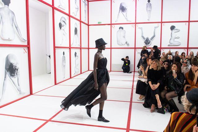 christian dior  runway   paris fashion week womenswear fallwinter 20192020