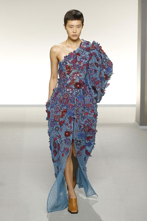 Givenchy : Runway - Paris Fashion Week - Womenswear Spring Summer 2020
