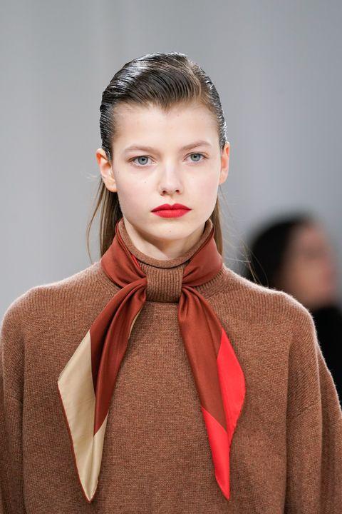 Hermes : Runway - Paris Fashion Week Womenswear Fall/Winter 2020/2021
