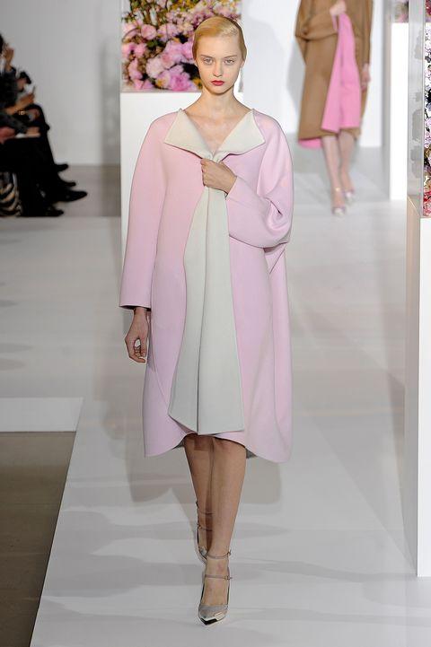 Jil Sander: Runway - Milan Fashion Week Womenswear Autumn/Winter 2012/2013