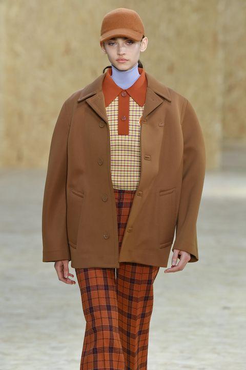lacoste  runway   paris fashion week womenswear fallwinter 20202021