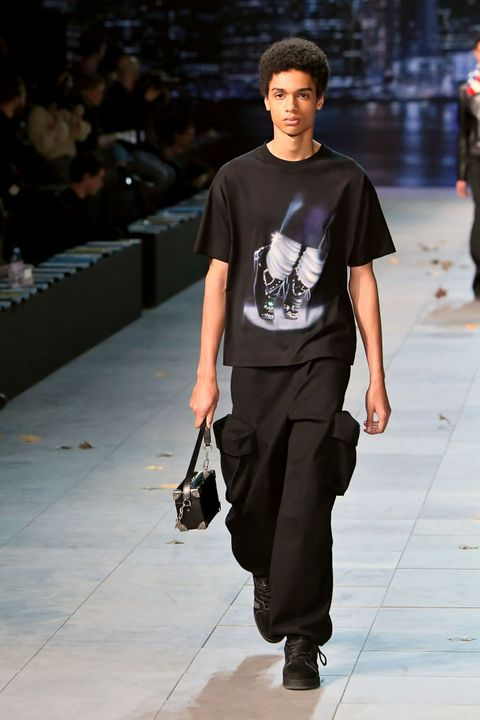 Louis Vuitton : Runway - Paris Fashion Week - Menswear F/W 2019-2020