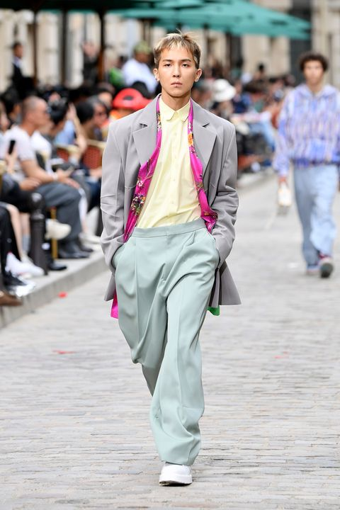 Louis Vuitton : Runway - Paris Fashion Week - Menswear Spring/Summer 2020