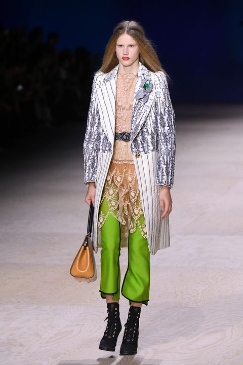 Louis Vuitton : Runway - Paris Fashion Week - Womenswear Spring Summer 2020