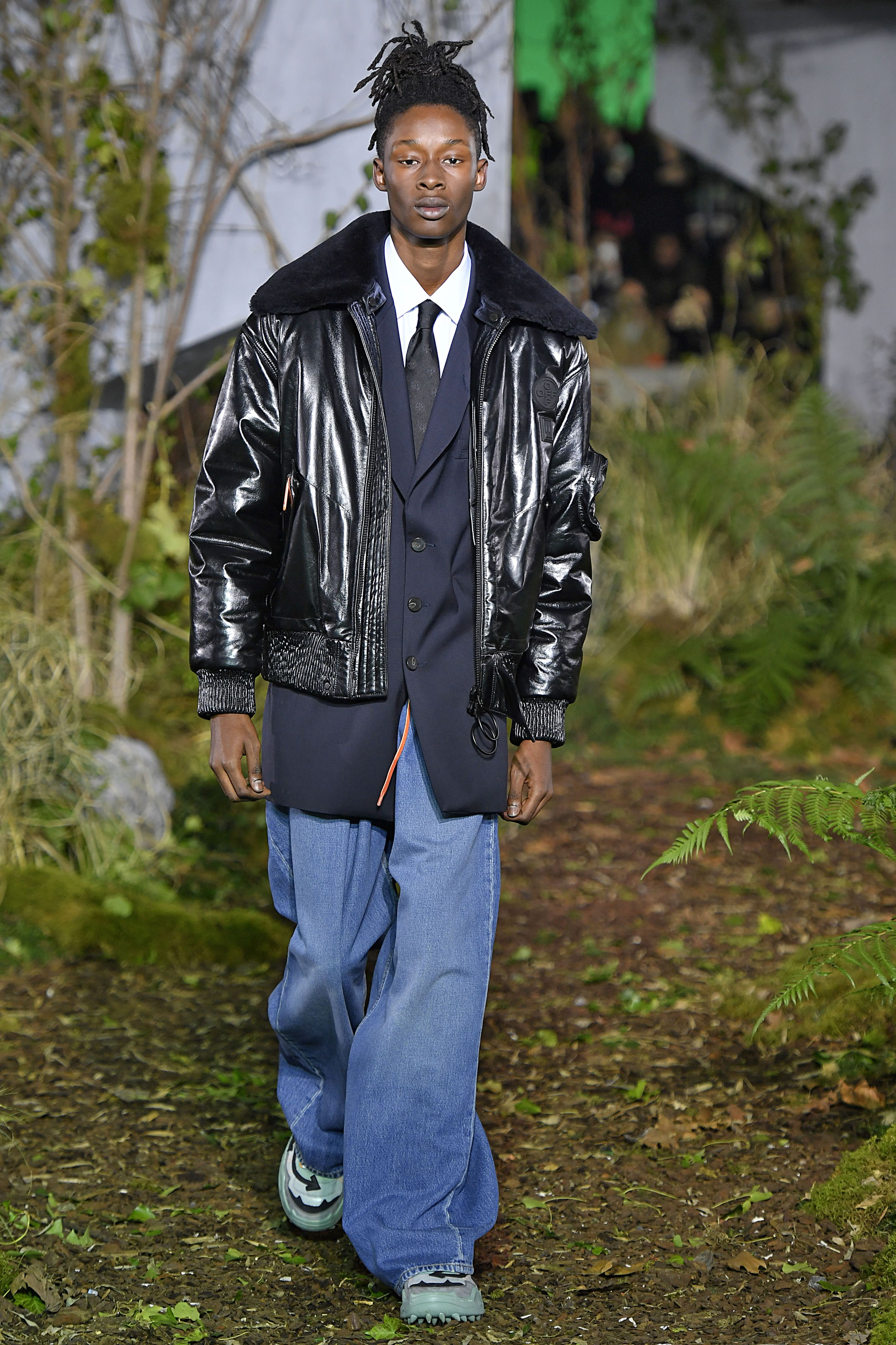 Off-White : Runway - Paris Fashion Week - Menswear F/W 2019-2020