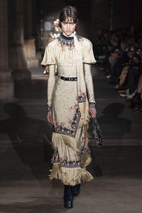 Paco Rabanne : Runway - Paris Fashion Week Womenswear Fall/Winter 2020/2021