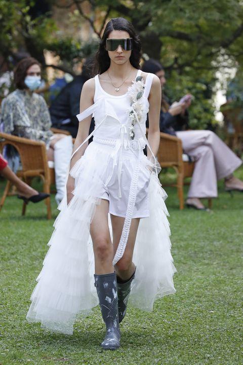philosophy   runway   milan fashion week springsummer 2021