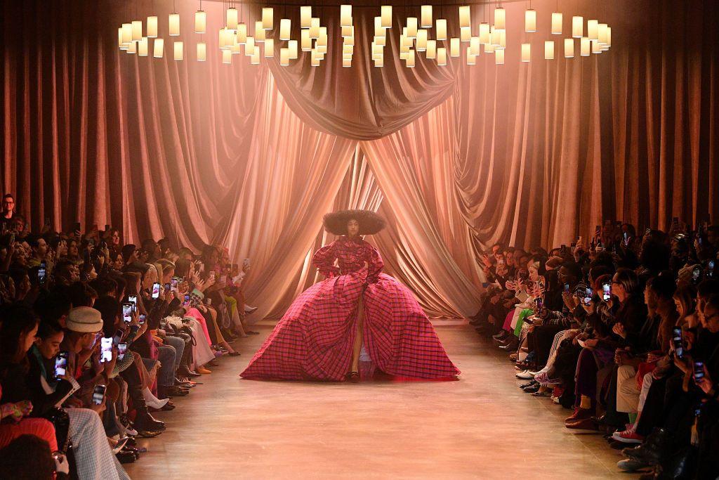 Le scenografie più belle della New York Fashion Week 2020
