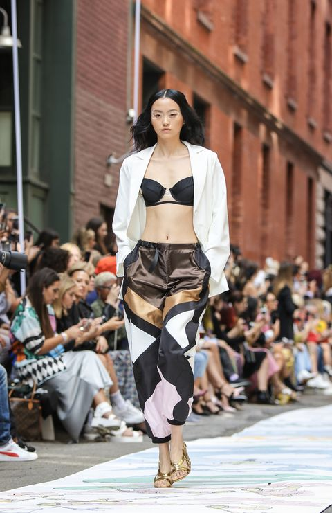 Cynthia Rowley - Runway - September 2019 - New York Fashion Week: The Shows