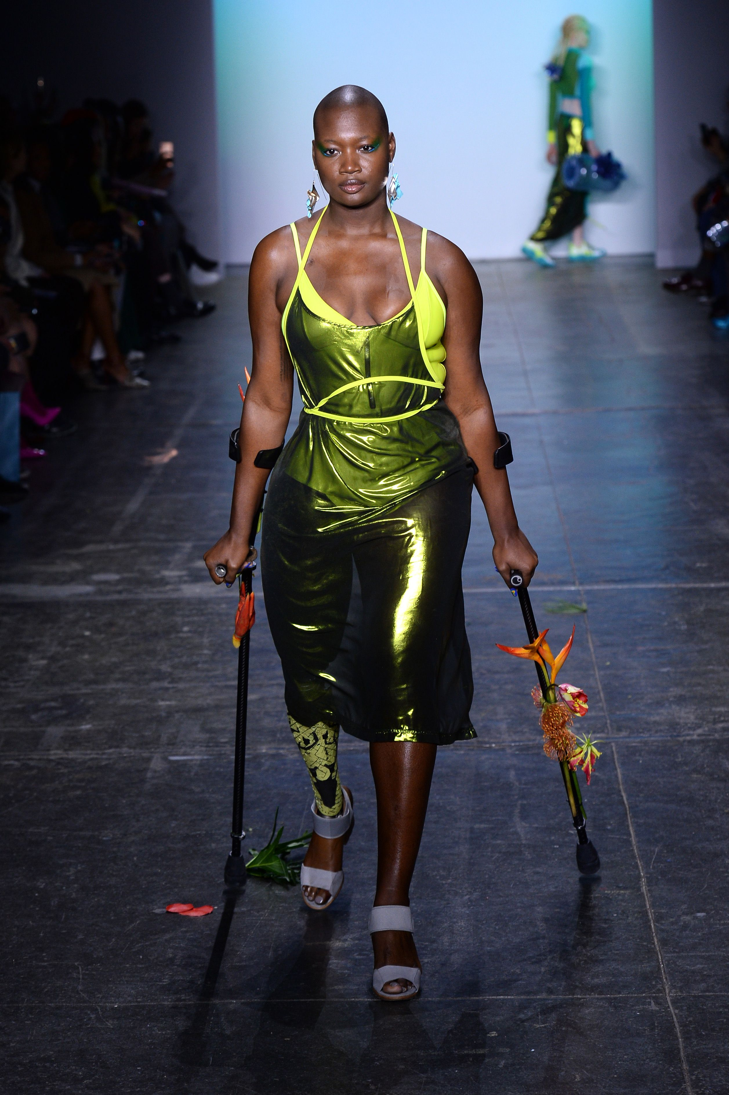 Chromat - Runway - February 2019 - New York Fashion Week: The Shows