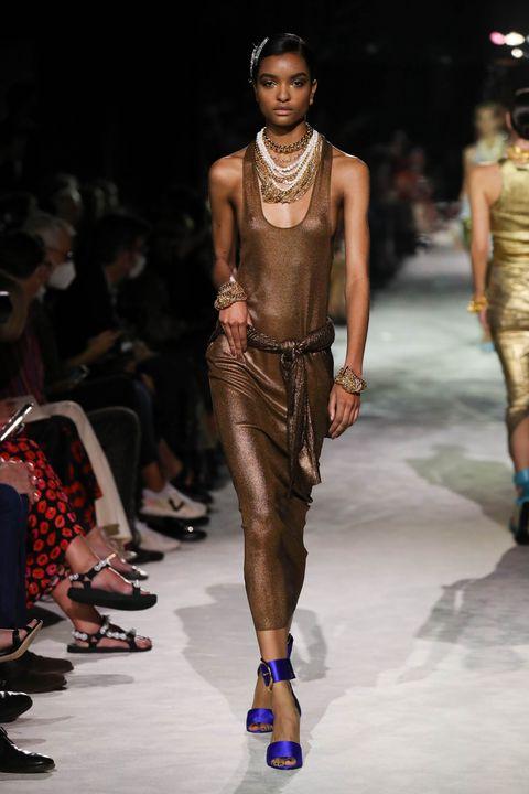 tom ford runway september 2021 new york fashion week