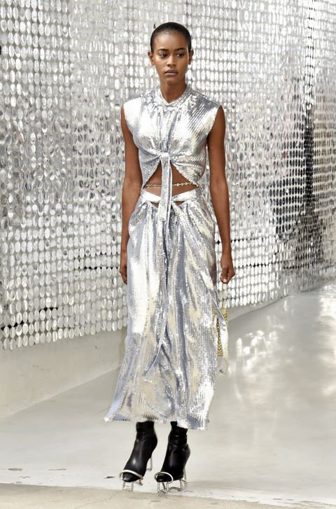 paco rabanne  runway   paris fashion week   womenswear spring summer 2021