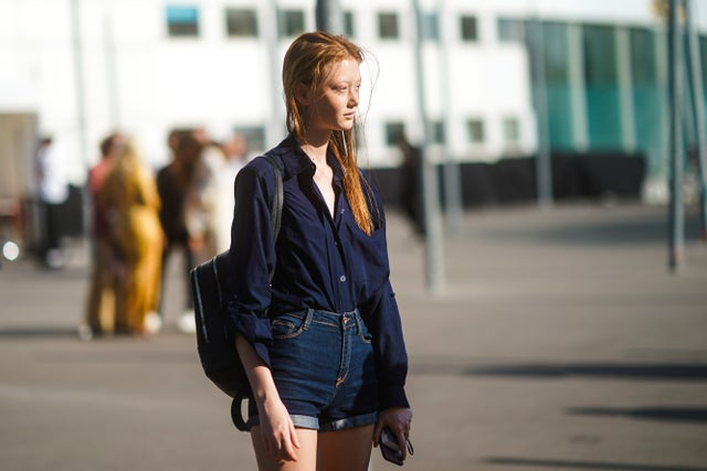 street style paris fashion week haute couture fall winter 2019 2020 day one