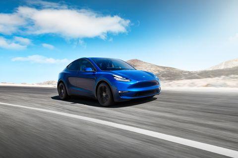 Tesla Model Why