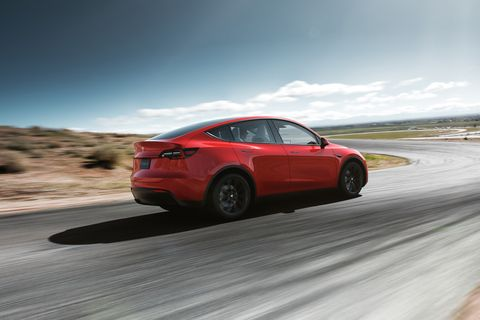 The 2021 Tesla Model Y Is Finally Here