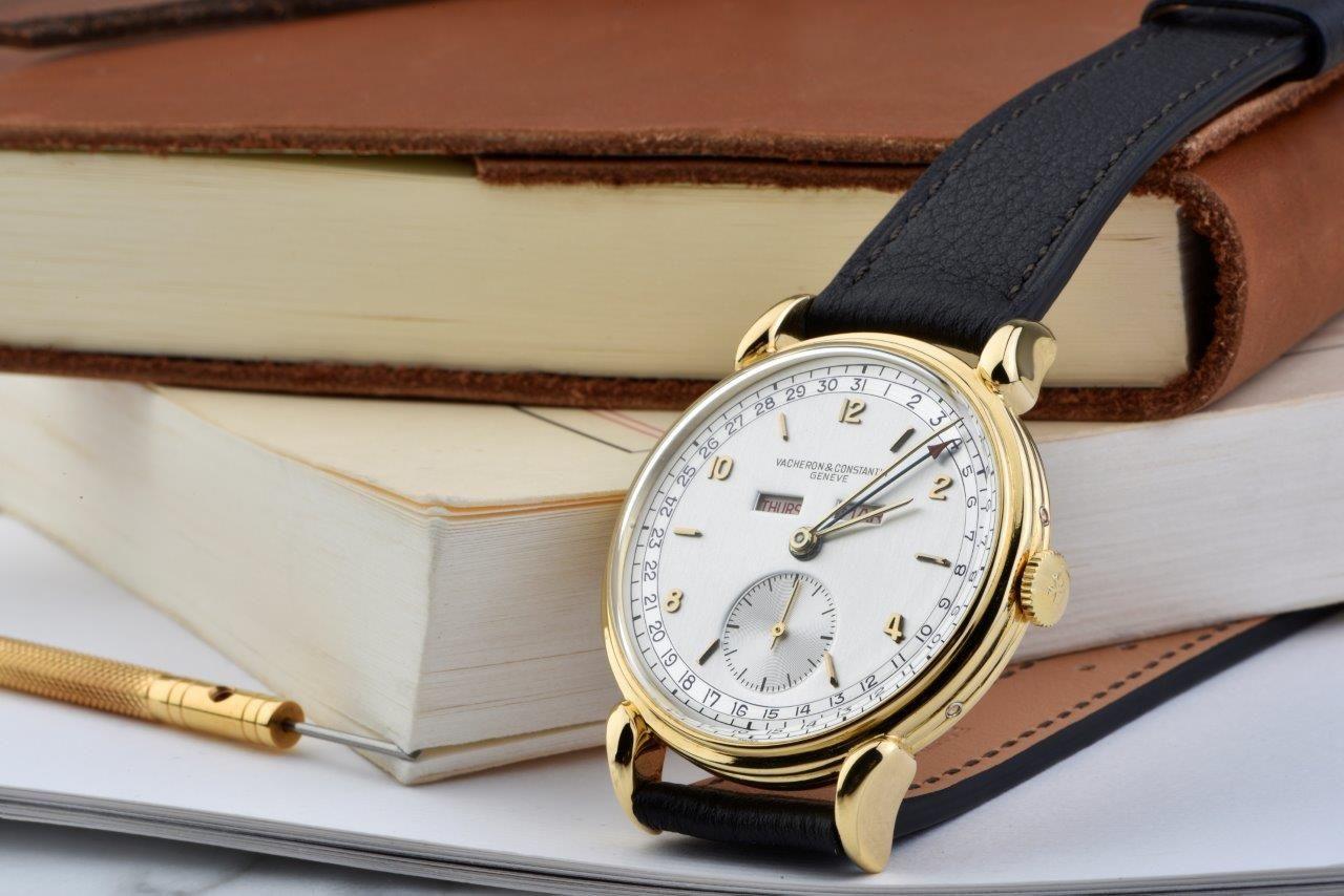 Turn Back the Clock With Vacheron Constantin