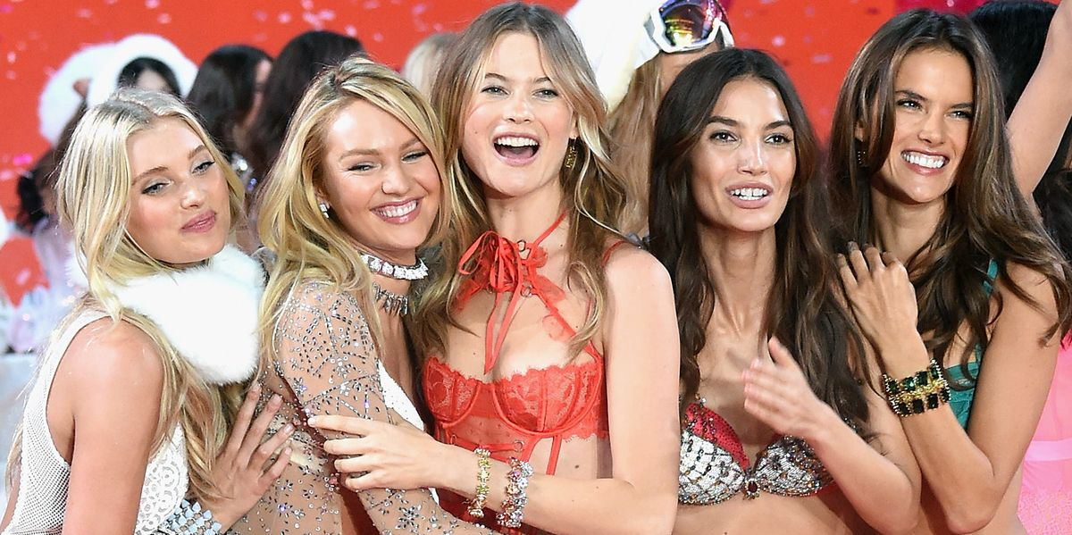 a3d64175e9 The 2018 Victoria s Secret show hair will be more natural than ever before