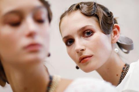 Les Copains - Backstage - Milan Fashion Week Spring/Summer 2018