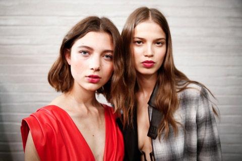 trussardi   backstage   milan fashion week springsummer 2018