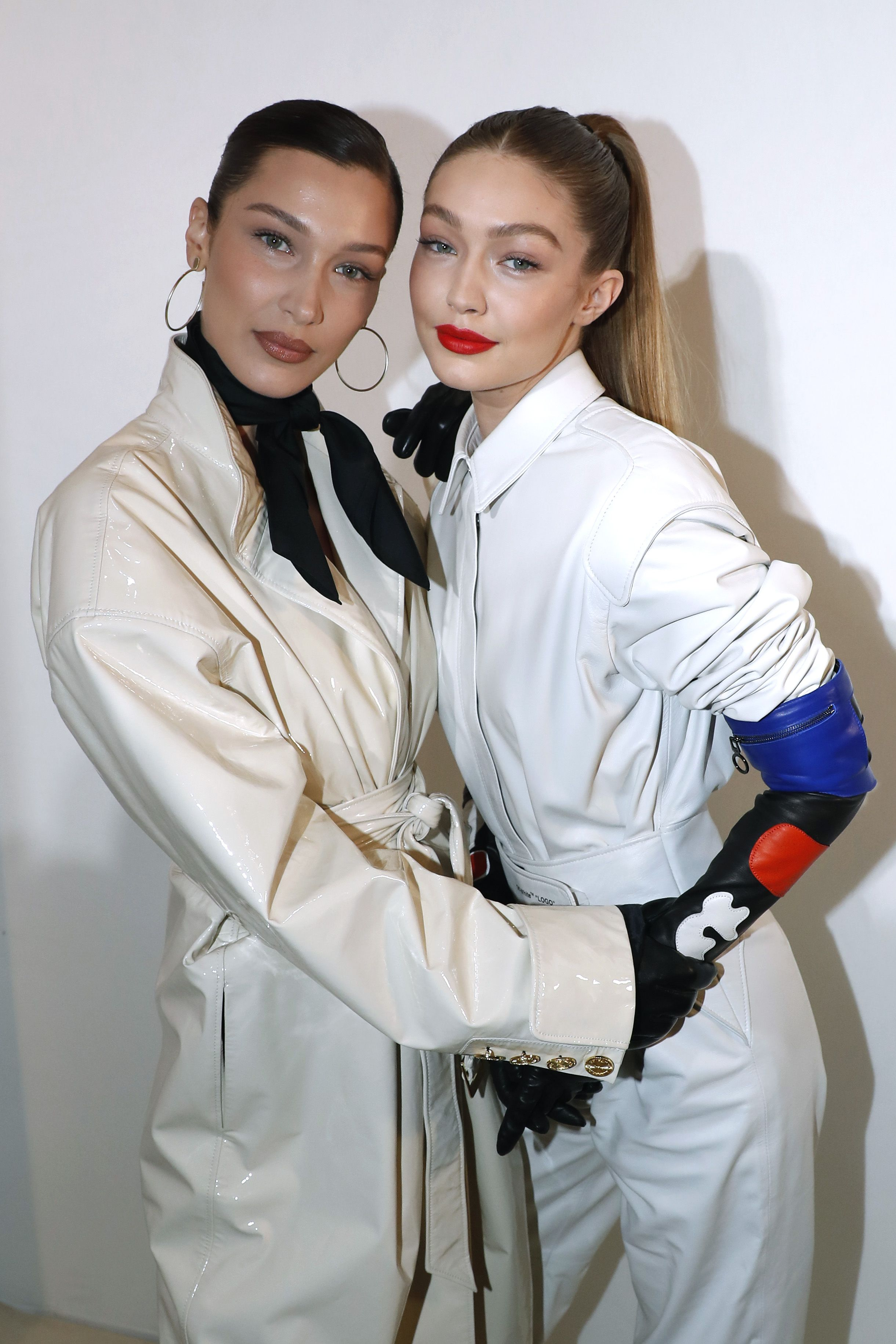 c295384786bd3 Bella Hadid and Gigi Hadid Attend LVMH Prize 2019 Edition Party at ...