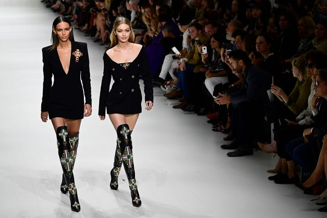 fashion italy women versace