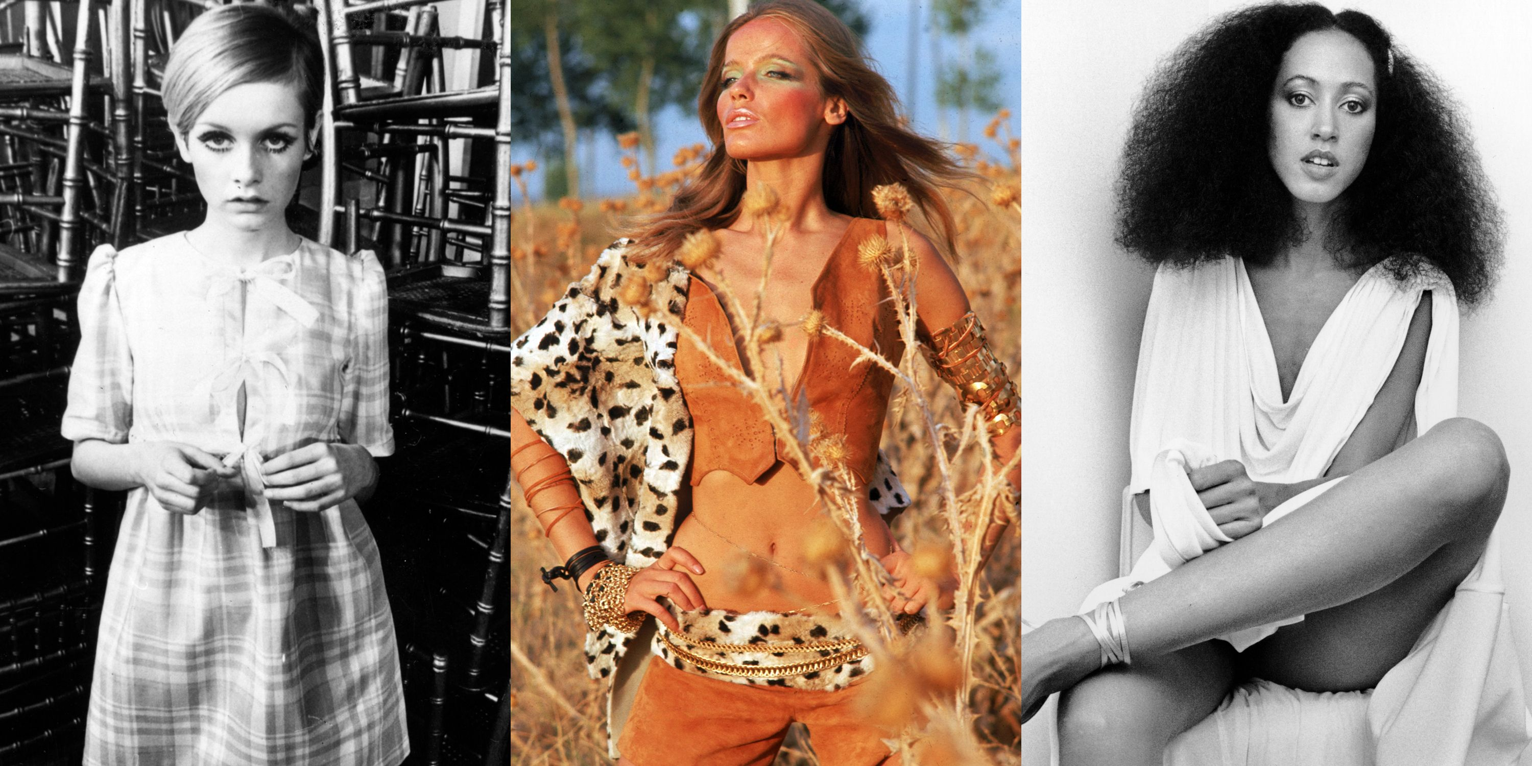 The Supermodels of the 1960's