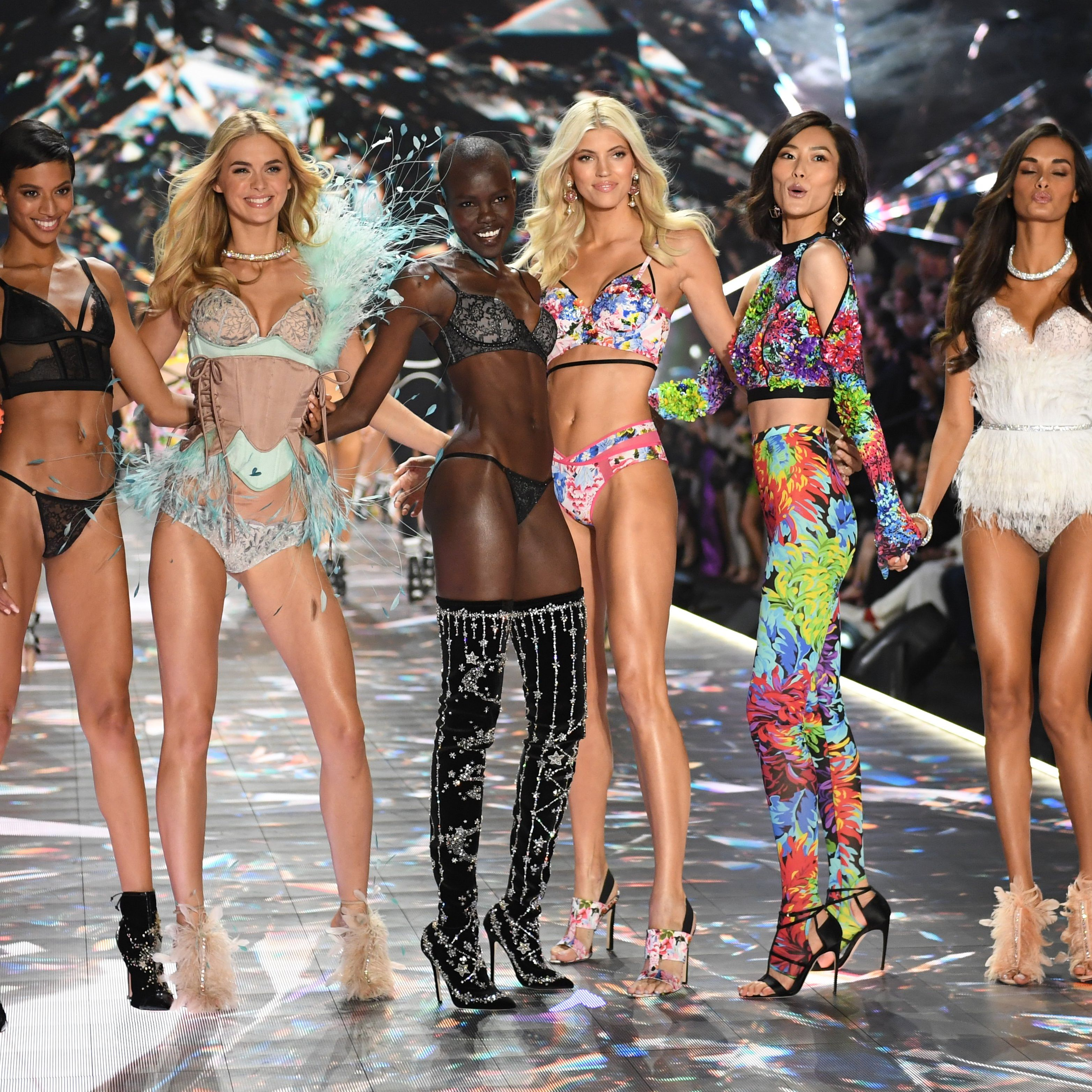 FASHION-US-VICTORIA SECRET-SHOW