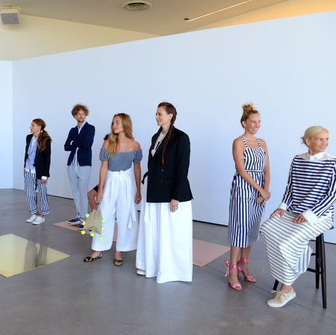 jcrew   presentation   september 2016   new york fashion week