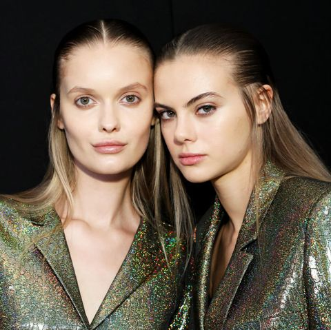 Sally LaPointe - Backstage - February 2020 - New York Fashion Week: The Shows