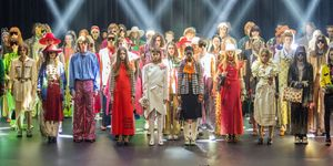 Gucci - Show and Finale - Paris Fashion Week Spring/Summer 2019