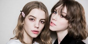 Akris: Backstage - Paris Fashion Week Womenswear Fall/Winter 2017/2018