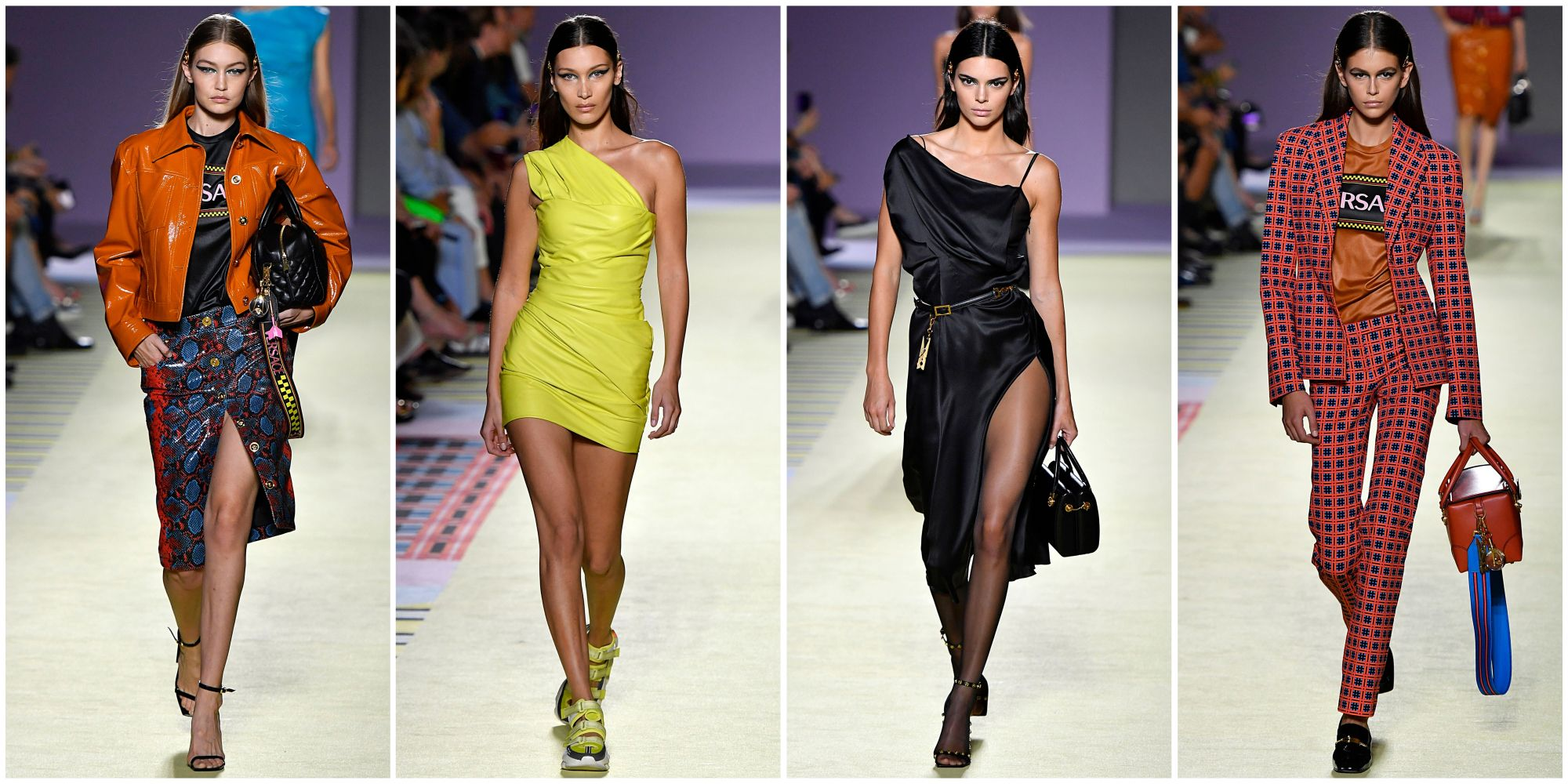 Versace SS19 Show