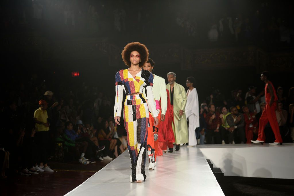 Pyer Moss Proposes A Drive In Event For New York Fashion Week