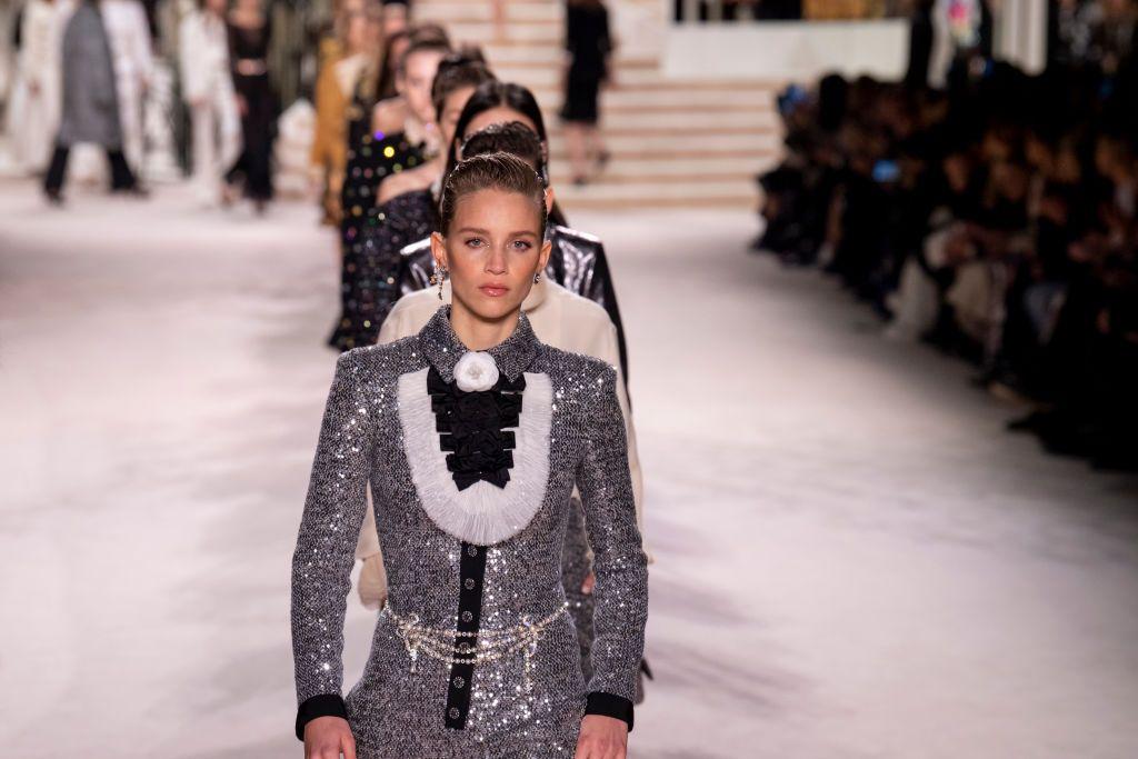 Inside Chanel's Métiers D'Art show