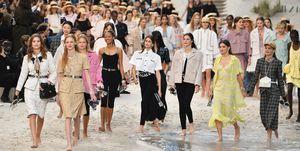 Chanel : Runway - Paris Fashion Week Womenswear Spring/Summer 2019