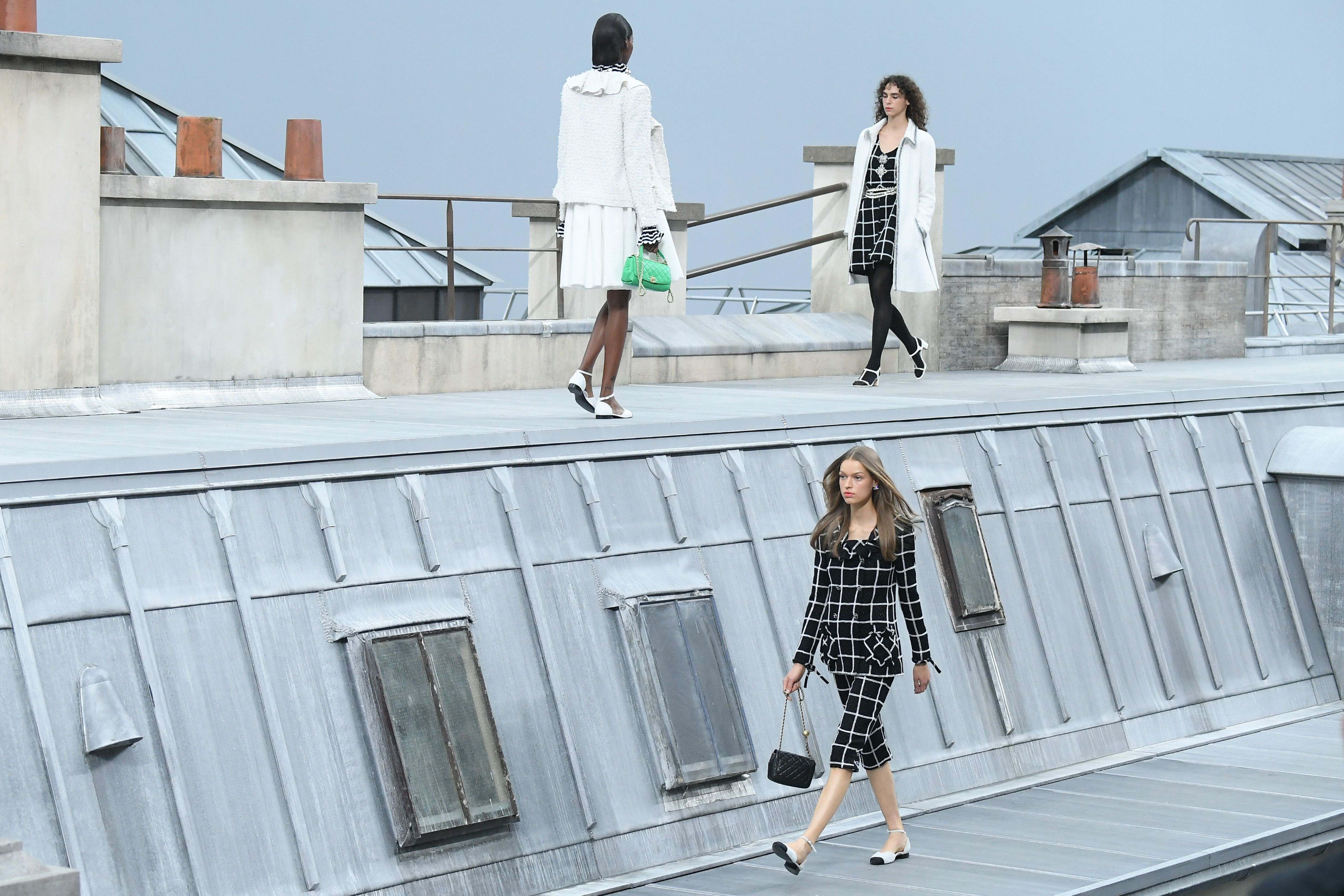 Paris Fashion Week 2019 The Best Runway Locations