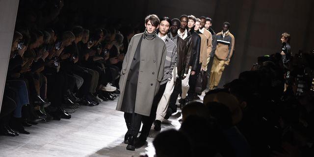 hermes  runway   paris fashion week   menswear fw 2020 2021