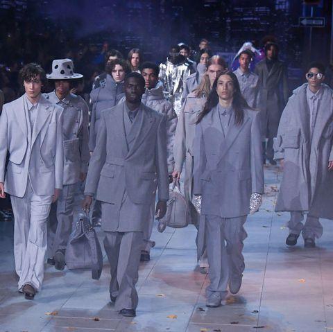 Louis Vuitton : Runway - Paris Fashion Week - Menswear Fall Winter 2019/2020