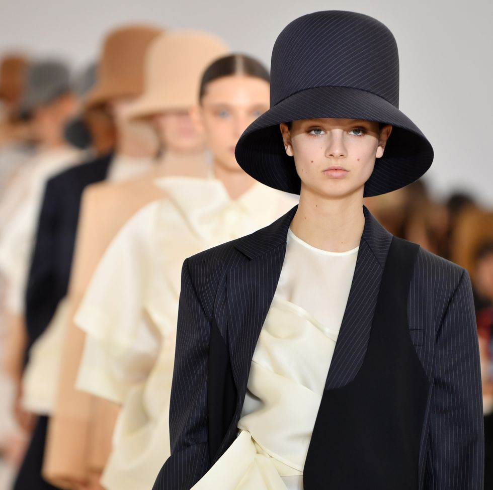 Nina Ricci   Runway - Paris Fashion Week Womenswear Fall Winter 2019 2020 4169968ed0f