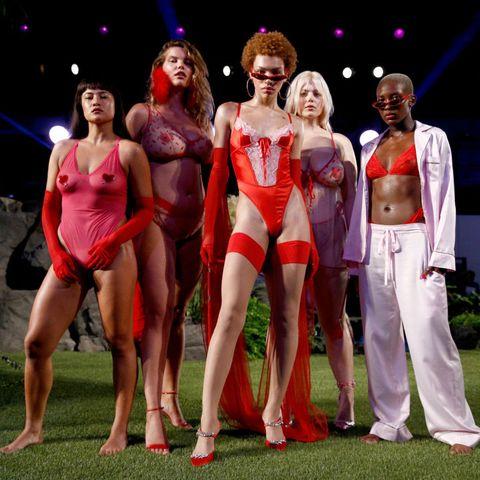 release date: 768df 690c3 How to Watch Rihanna's Savage X Fenty Show Online - Stream ...