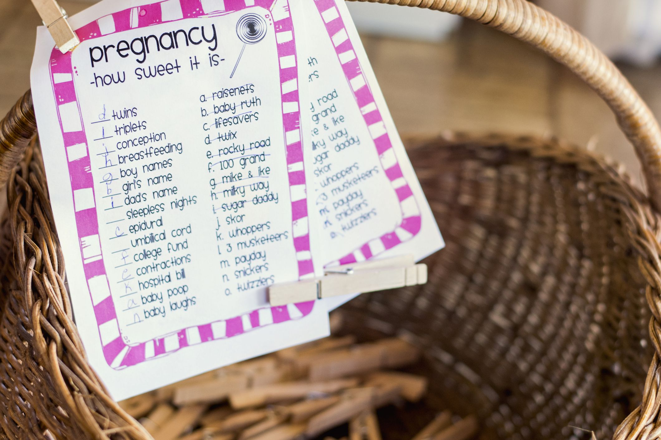 20 Great Baby Shower Games Any Mom-to-Be Will Love