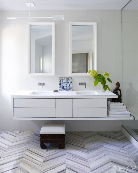 modern bathroom ideas - contemporary bathroom ideas