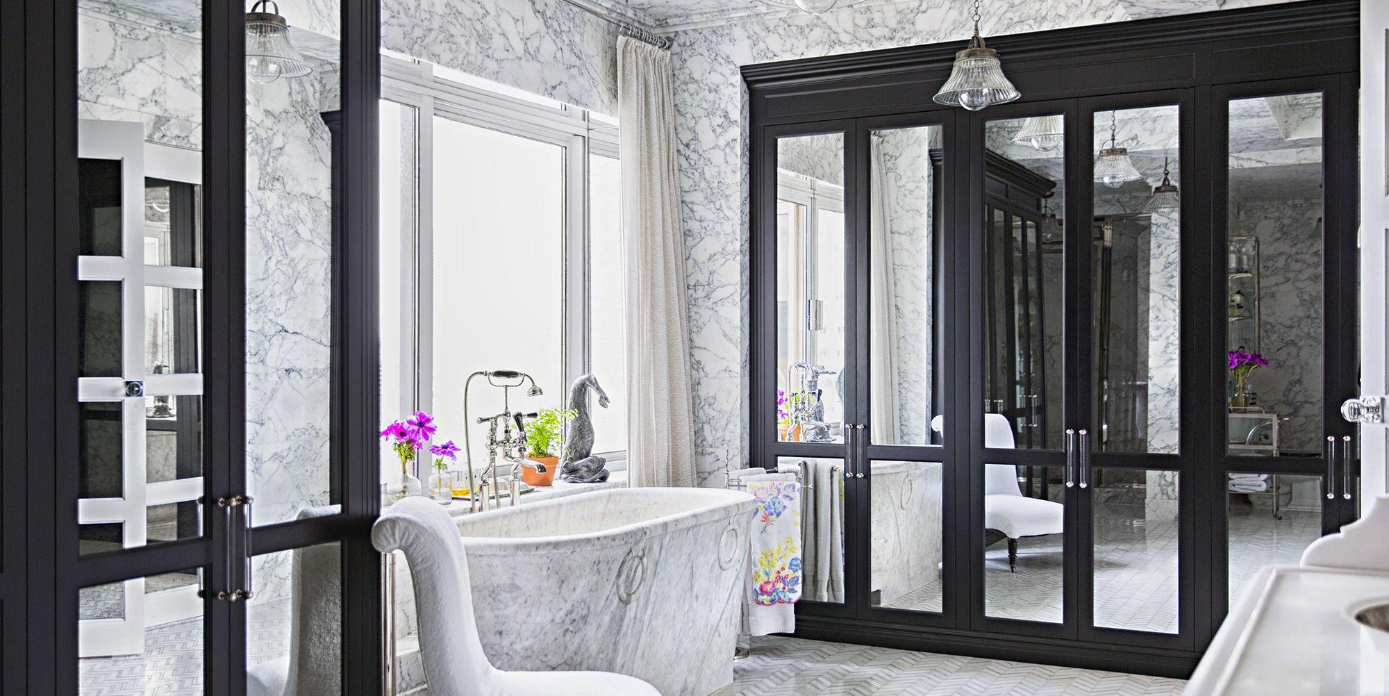 Modern Bathrooms Setting Ideas: Contemporary Bathrooms