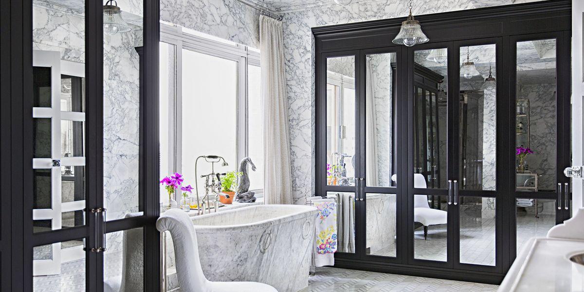 contemporary bathrooms - modern bathroom ideas