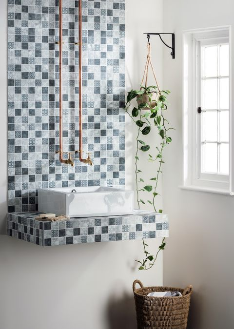 modern bathroom   original style venetia mosaics
