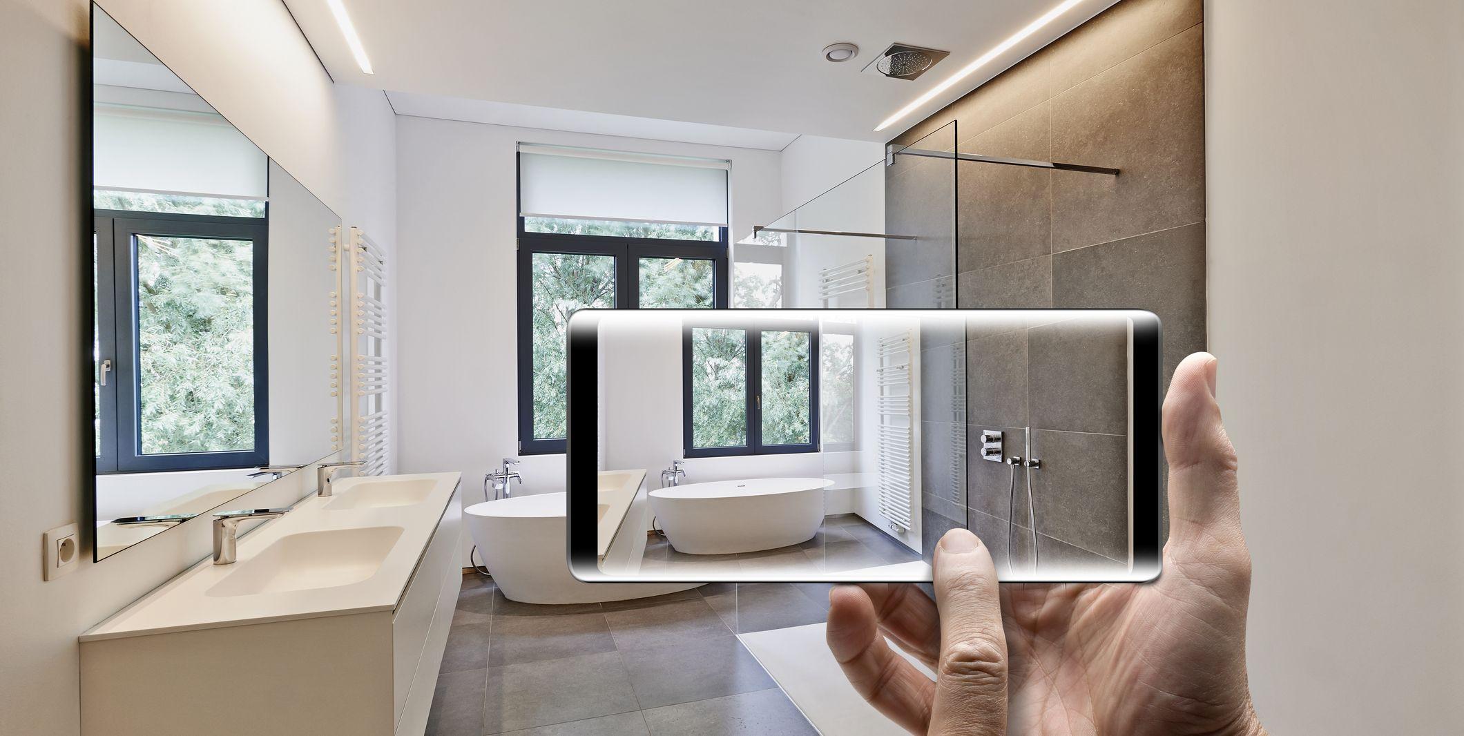 modern bathroom technology