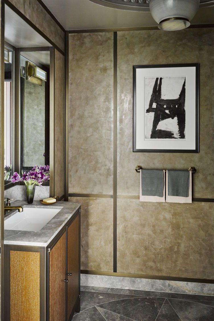 Modern Bathroom Storage Ideas