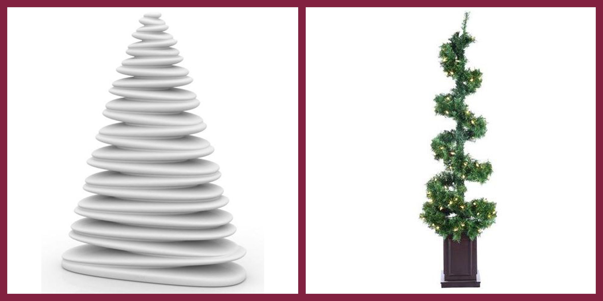 20+ Contemporary Christmas Trees for a Merry and Modern Holiday