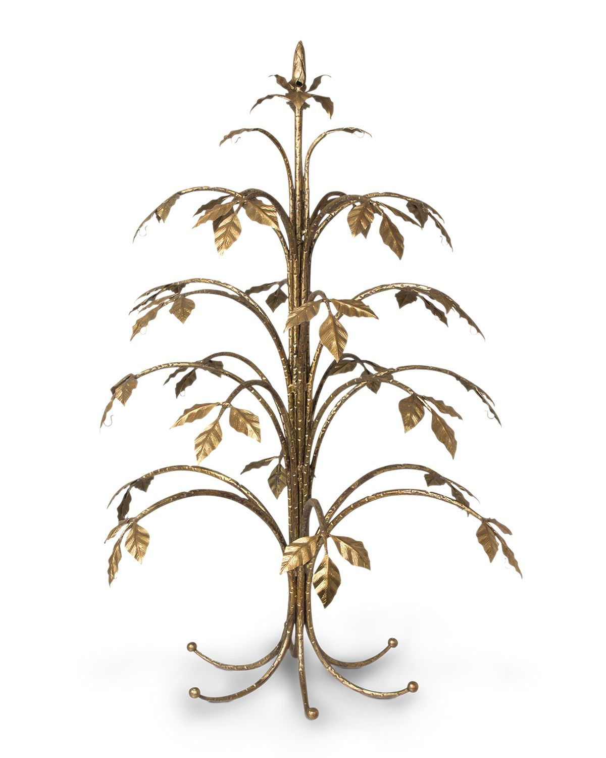 Modern metal christmas tree - 22 Modern Christmas Trees For Holiday Decorations Contemporary Holiday Trees