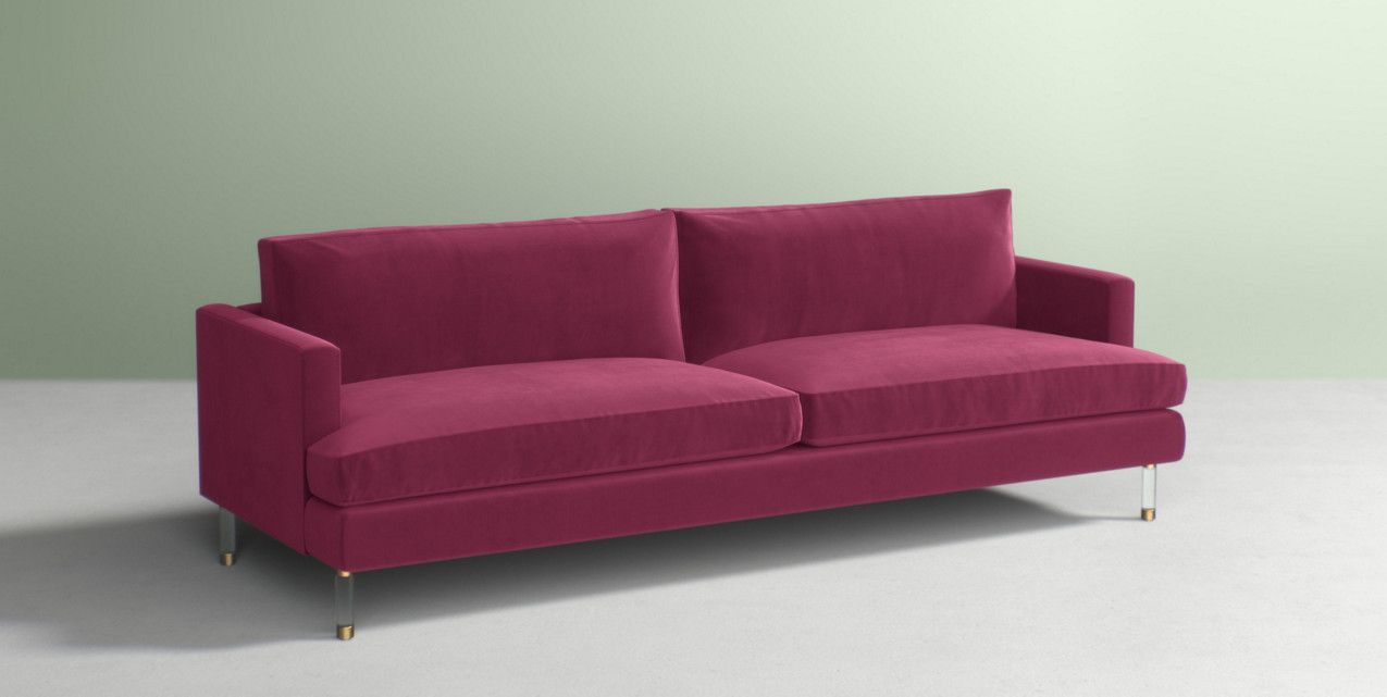 Modern couches for sale Shaped Overstock 20 Best Modern Couches Contemporary Sofas You Can Buy Online